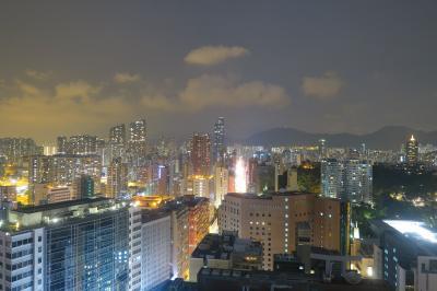 香港から陸路でベトナムへ(高速鉄道、バス、寝台列車…)1日目 香港うろうろ