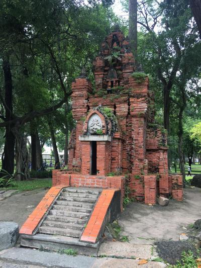 ホーチミン タオダン公園