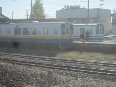 JRきっぷでローカル私鉄だけに乗る① 関東鉄道常総線で取手から下館まで 下館でちょっと寄り道です