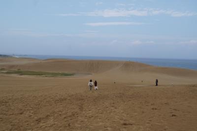 鳥取砂丘 から 丹波篠山