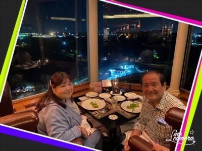 2020年「2人合わせて132歳 結婚38周年記念 第3弾・・・ホテルステイ」ホテル日航成田編1