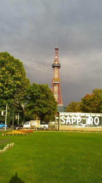 初めての北海道・札幌