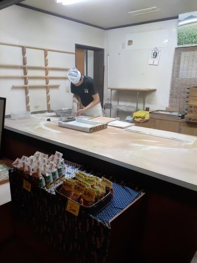 長野上山田1泊温泉旅行(2)佐久の草笛で蕎麦を食べ、上田城へ。