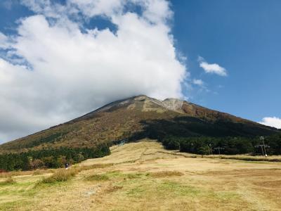 大山~紅葉とひとり旅~