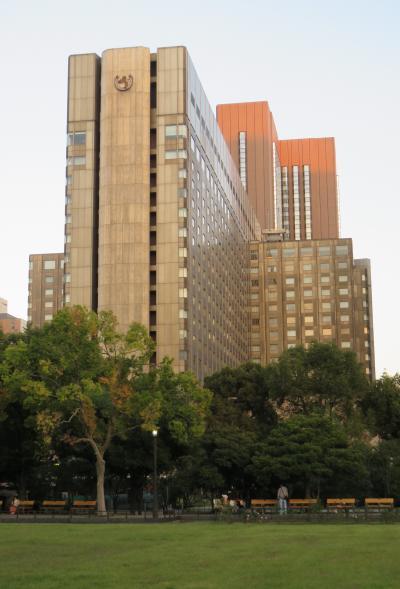go to トラベルで東京帝国ホテル二泊(追加:Covid-19?)