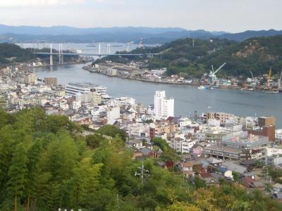 中国、四国地方 五県を跨ぐ旅 広島・尾道編 2020年10月