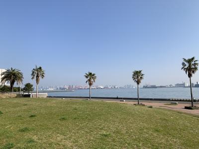 ドライブ♪ 城南島海浜公園~昇仙峡~山中湖