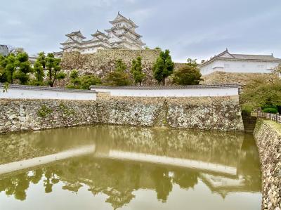 姫路城は美しかった Go To 山陽 (1)
