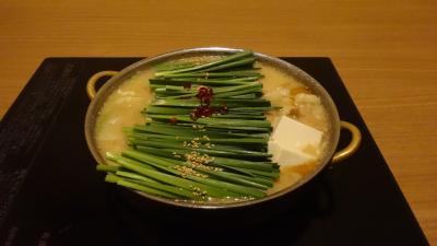 GO TOで博多へ もつ鍋を食べてきました