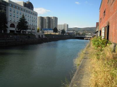 初めての北海道 GOTOでいっちゃう!!3泊4日 3日目は小樽、そして旅の終わり