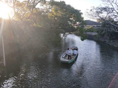近場でも嬉しい、久しぶりの柳川旅へ!