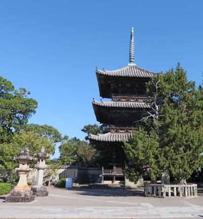 2020.10 Go To Travel 和歌山,白浜,那智勝浦旅行7-道成寺のおもしろい「絵とき説法」とすばらしい仏像