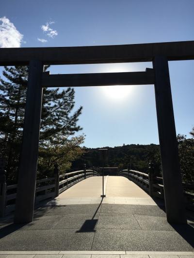 一泊二日の伊勢観光、足を延ばして松阪へ
