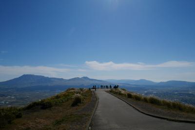 やっぱり阿蘇の大観峰は素敵なところ(^^♪