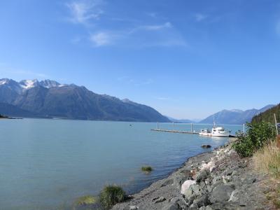 ユーコン・アラスカ子連れキャンピングカー旅行3~州営フェリーでスキャグウェイへ