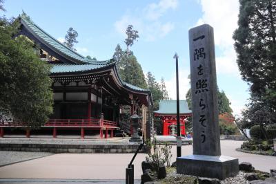 大津へ1泊2日の旅~一日目は比叡山