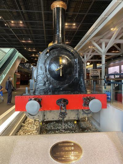 鉄道の日に埼玉鉄道博物館に行ってきました。
