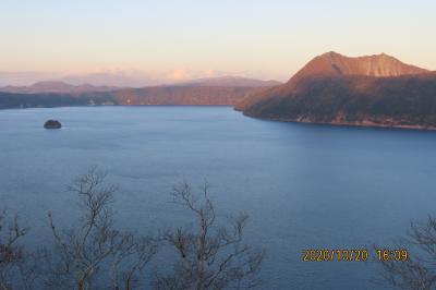 秋の北海道の旅④網走~摩周湖~阿寒湖迄