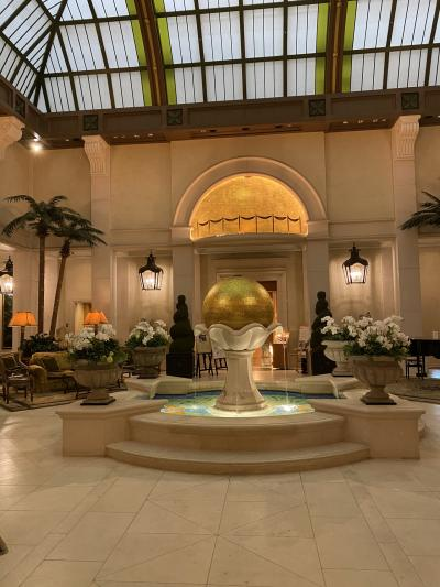 贅沢の極み阪急インターナショナルホテル