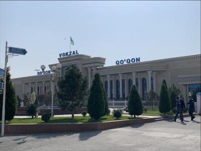 ウズベキスタン タシケントからコーカンドの旅
