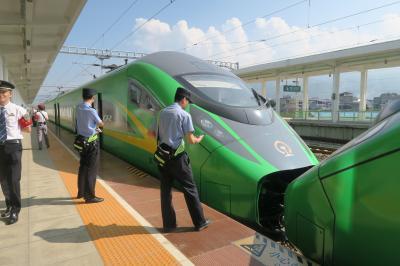 香港から陸路でベトナムへ(高速鉄道、バス、寝台列車…)3日目 昆明から中越国境へ