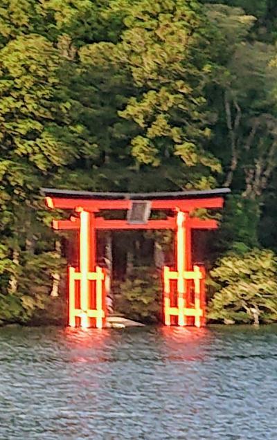 箱根旅行 その2芦ノ湖