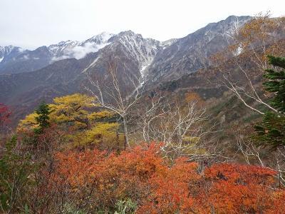 栂池(長野県)2020.10.19
