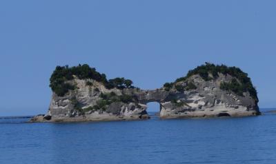 2020.10 Go To Travel 和歌山,白浜,那智勝浦旅行8-むさしに一泊 残念ながらもう泊まらない 円月島,とれとれ市場
