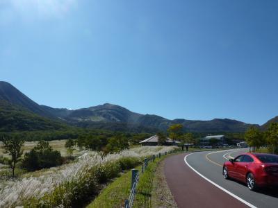 3世代女子旅☆ Go to 別府温泉 No. 2  絶景のやまなみハイウェイを通って熊本へ