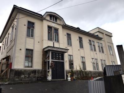 小樽の街を 2泊3日で ぶらり旅  初日 ② ゲストハウス宿泊編