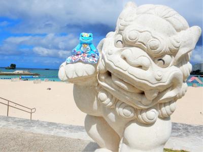 Part.1 Saipanに行きたい~! ムーンビーチ 渡嘉敷島「リゾート満喫♪ぼっち旅…」with マリアナ×ピクルス