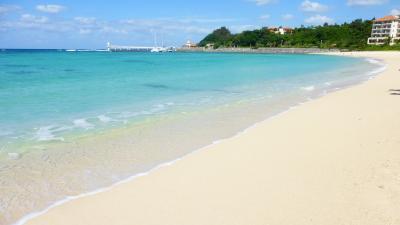 GoToトラベル 沖縄1泊2日旅【「ザ・ブセナテラス」南側にある奇麗なブセナビーチ編】