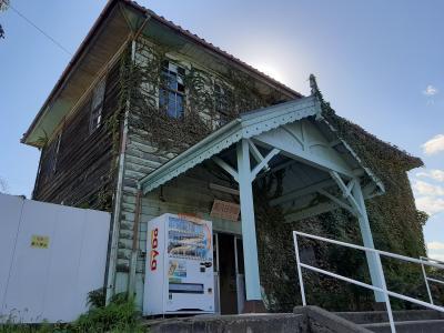 2020.10 近江で鉄道乗り歩く(3)新八日市駅と近江鉄道ミュージアムに行ってみよう。