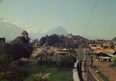 むか-しムカシ、青春があったとさ-4 1975年スイスイミフの旅