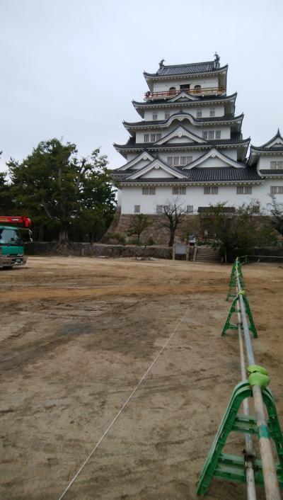 20秋 山陰山陽日本100名城ツアーに参加 その2