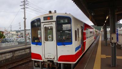 北海道函館から東北北部 電車の旅 7日目 八戸〜久慈~盛〜気仙沼 その2。