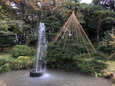 母と娘のGOTO 金沢 2日目の1 金沢21世紀美術館~兼六園~金沢城公園