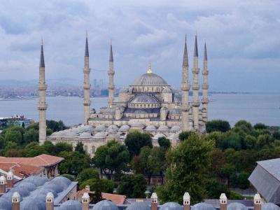 夏休み!子連れトルコ①イスタンブールで世界遺産めぐり