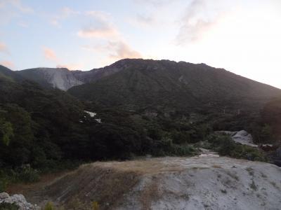 東京離島旅/神津島 ・その5.月例登山報告/天上山(前編)。