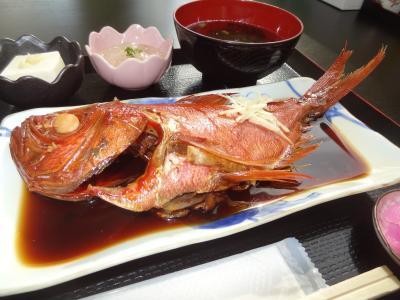 東京離島旅/神津島 ・その7.神津島の海の幸を堪能しよう。