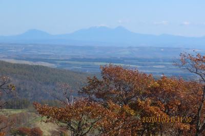 秋の北海道の旅⑥オンネトー~ナイタイ高原牧場迄