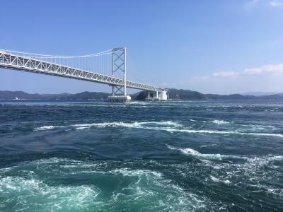 シニアの母と行く神戸・淡路島3日間 1日目