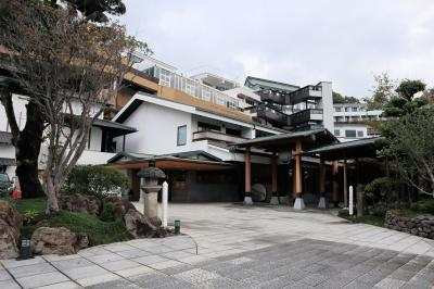 GOTOトラベル北九州の旅・・別府・鉄輪温泉の「山荘 神和苑」に泊まります。