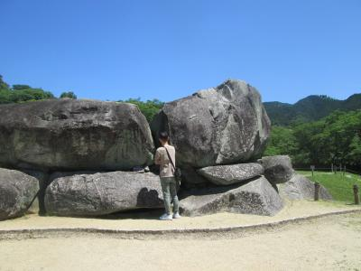 日本一の山城・高取城跡と飛鳥。中世と古代への旅(2/2)~飛鳥地域を歩く