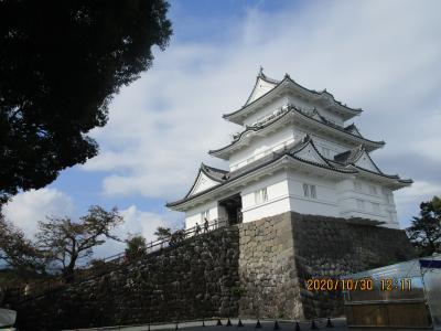 GoToトラベルキャンペーン・16.箱根湯本温泉と小田原城
