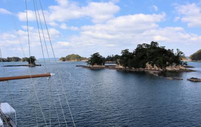 GOTOトラベル北九州の旅・・世界で最も美しい湾、九十九島を「遊覧船パールクイーン号」で巡ります。