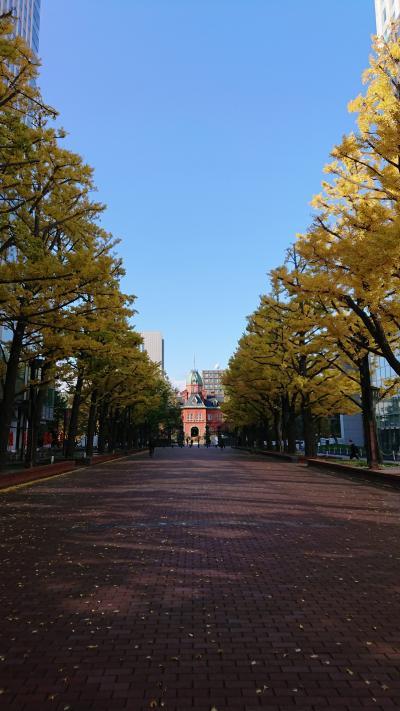 GOTO札幌1泊2日弾丸旅