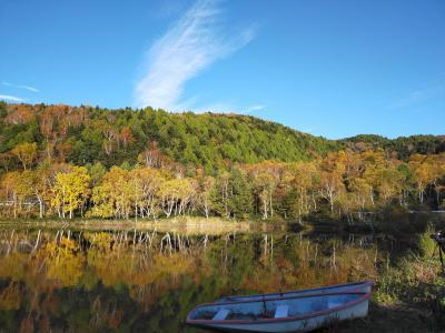 志賀高原ハイキング旅行(志賀山、裏志賀山、四十八池めぐり、横手山)