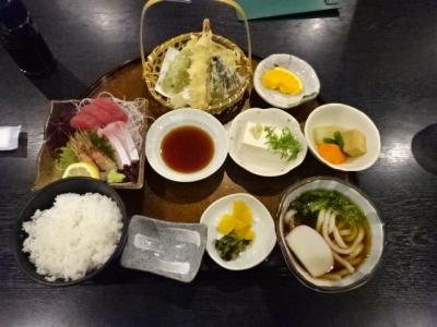 2度目の愛知県半田市のみどり館、温泉と美食