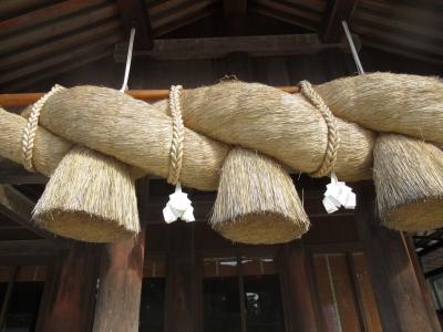 修学旅行生で、大混雑の安芸の宮島!干潮でした・・・神在月の出雲大社と日御碕神社に参拝!さらに国宝松江城へ。